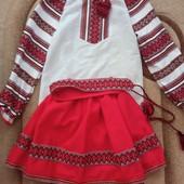 Украинский костюм! Состояние отличное!