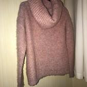 Теплий ніжний светр, розмір s