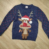 George милый свитерок для НГ 9лет
