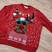 Новогодний свитер гирлянда, Суперклассный!