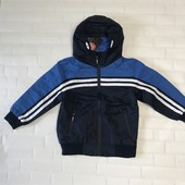 Куртка-ветровка на флисовой подкладке Cool Club 104