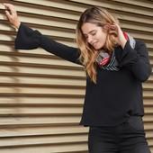 Классическая блуза Tchibo (германия), размер евро 46 (наш 52)
