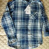 Рубашка для подростка OVS kids Италия, размер 164 см, 13-14 лет.