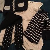 Комплект одежды для малыша от 0 до 3-4мес