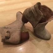 Осенние итальянские ботинки 38(25), Nero Giardini, lItaly