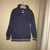 Бавовняний светр на вік 4-5 років