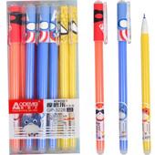 """Ручка гелевая """"пишет-стирает"""". Сменный стержень. Цвет синий.В лоте 2 на выбор."""