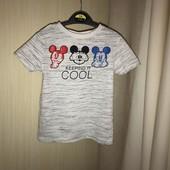 Бавовняна футболка 3-4 роки