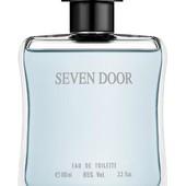 туалетная вода Seven Door 100 мл аналог аромата Dior Sauvage