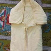 Одеяло конверт 2в1, одно на выбор