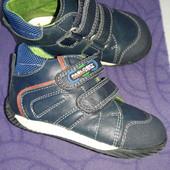 Ботинки ортопедические р23 кожа натур стелька 14 см