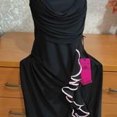 Новое платье с биркой ,размер европейский 12.