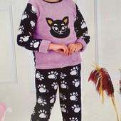Дитяча піжама махра+ фліс