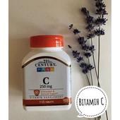 Витамин C, 250 мг, 110 таблеток, США