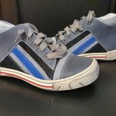 ❣Крутые кожаные ботиночки. Испания. Ортопед р 28-34