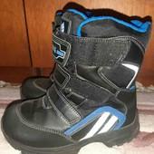 ❄❄❄Зимние ботинки на мальчика 34р❄❄❄