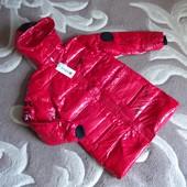 Куртка-пальто евро-зима,есть мелкие нюансы смотрите фото.