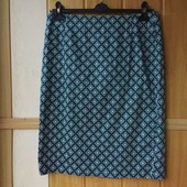 Качество! Стильная натуральная юбка от бренда Bhs в новом состоянии