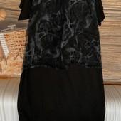 Класснючее карнавальное платье на Хэллоуин на 9/10 лет