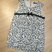 Теплое платье/туника на 4-5лет рост 110