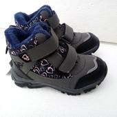 Детские ботинки на холодную осень ,тёплую зиму 31