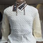 Чоловічий светр/зима
