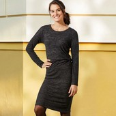 Шикарное мягусенькое , комфортное платье Esmara Германия размер евро S (36/38)