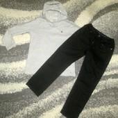 Батник и джинсы на 10 лет
