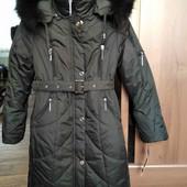 Теплющее, очень качественное фирменное пальто!!! Хоть на север!!! Ниже закупочных цен!!!