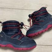 Термо ботиночки 24 размер стелька 15 см .