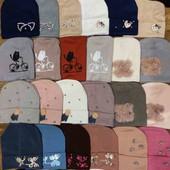 новинки! Утеплённые!!! стильные шапки на флисе. дети, подросток, взрослые