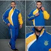 Мужской спортивный костюм качество отличное размер 50,48,46