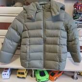 Primigi, оригинал, зимния лёгкая курточка, 116
