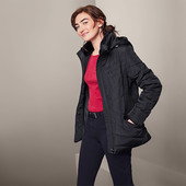 ☘ Високоякісна стьобана куртка Tchibo (Німеччина), розмір наш: 46-48 (40 євро)