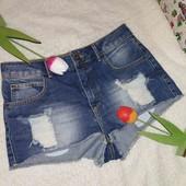 ❤УП-20%❤Новые джинсовые шорты от Asos!