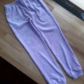 Велюровые штаны Primark, 7-8л / 122-128см