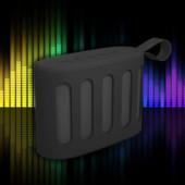 Колонка портативная Bluetooth Booms Bass L4