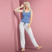 ☘ М'які і затишні штани для дому та відпочинку, Tchibo (Німеччина), розмір наш: 54-56 (48/50 євро)