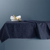 ☘ Святкова скатертина з візерунком на 10 осіб від Tchibo (Німеччина), розмір: 150 x 270 см