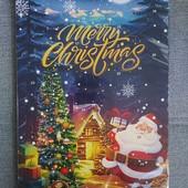 Новогодний Шоколадный адвент календарь! 24 фигурки!!! Супер подарок на Новый год и Рождество!