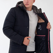Чоловіча куртка батал зима