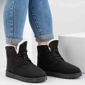 Женские ботинки/угги 36-41. Цвет и размер на выбор.