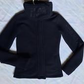 Тёплая кофта,куртка флис на меху р.S,M