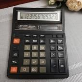 Большой калькулятор Citizen sdc-888
