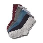 ☘ Лот 3 пари☘ Якісні бавовняні шкарпетки від tcm Tchibo (Німеччина), розміри: 35-38
